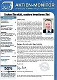 Aktien Monitor 2 2018 Amazon Lithium Nachfrage Zeitschrift Magazin Einzelheft Heft Börsenbrief