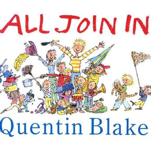 All Join In Mini Treasure (Mini Treasures) by QUENTIN BLAKE (ILLUSTRATOR) (1998-08-01)