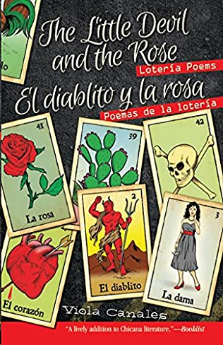 book cover of The Little Devil and the Rose