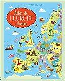 Atlas de l'Europe illustré