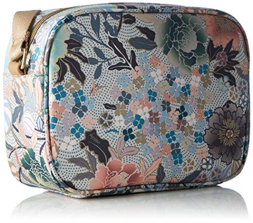 Oilily - Oilily S Shoulder Bag, Borsa a tracolla Donna Beige (Melon Sorbet)