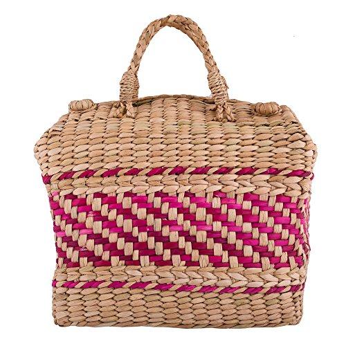 jupiter gifts and crafts water reed basket