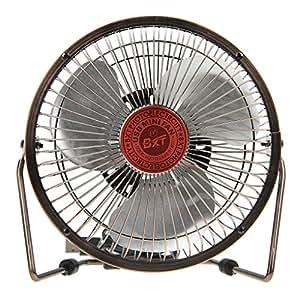 Bxt mini ventilateur de sol usb refroidissement ventilo portable ventilateur table silencieux - Ventilateur de table silencieux ...