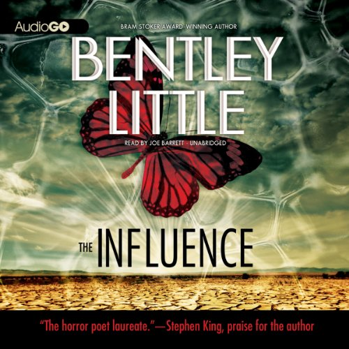 The Influence  Audiolibri
