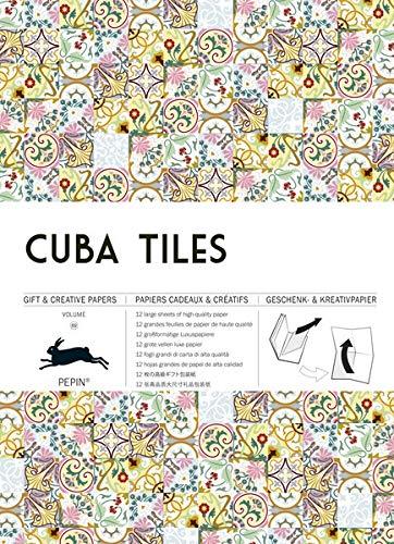 Cuba Tiles: Gift & Creative Paper Book: Vol. 69 (Gift & Creative Papers Vol 69)