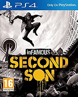 InFamous : Second Son (B00BJGXJS4) | Amazon price tracker / tracking, Amazon price history charts, Amazon price watches, Amazon price drop alerts