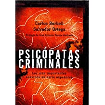 Psicopatas criminales (Fuera De Coleccion)