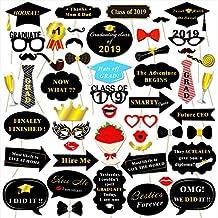 ... cappelli da dottore adatti per le feste di laurea. Howaf Nuove 2019  Graduation Photo Booth Puntelli (50Pezzi) 143c73a46c1d