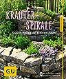 Kräuterspirale: Kräutervielfalt auf kleinem Raum