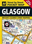 AA Pocket Map Glasgow (AA Street by S...
