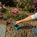 GARDENA Bulb Planter: Ideal garden accessory for planting flower bulbs, with automatic release and depth scale, planting assistant of high-quality steel with a Duroplast coating (3412-20)