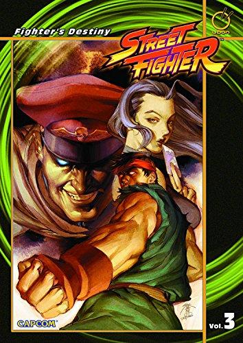 Street Fighter Volume 3: Fighter's Destiny: Fighters Destiny v. 3 (Street Fighter (Capcom))