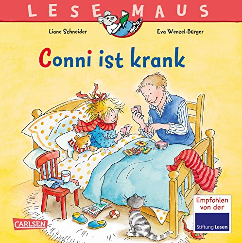 Conni ist krank (LESEMAUS, Band 87)
