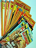 14 verschiedene Titel Robert Ullman, John Kirby, G. F. Unger Western-Bestseller, Bastei Wildwest Roman-Heft , Set Sammlung Konvolut