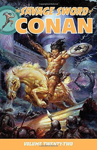 SAVAGE SWORD OF CONAN 22