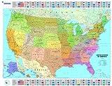 USA Political Wall Maps