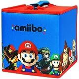 """Sacoche de transport """"Amiibo : Mario Famille"""" pour 8 Figurines"""