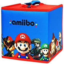 Hori - amiibo 8 Figure Travel Case (Nintendo Wii U)