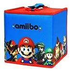 amiibo 8 Figure Travel Case - Mario a...