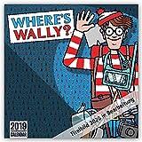 Where's Wally? - Wo ist Walter 2020: Original Carousel-Kalender [Mehrsprachig] [Kalender] (Wall-Kalender)