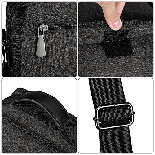 ibagbar - Portatrajes de viaje , negro (Negro) - LLJEU-IB-6032-Black-Xinliao