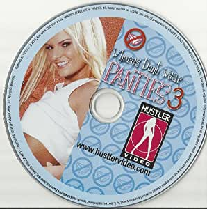 Whores Don't Wear Panties #3 Adult Dvd