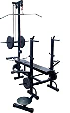 BodyFit Muscle Gaining Multipurpose 20 In 1 Bench Gym Equipment