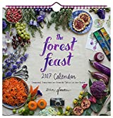 The Forest Feast 2017 Wall Calendar