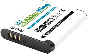 Akku King Akku Kompatibel Mit Panasonic Dmw Bcn10 Kamera