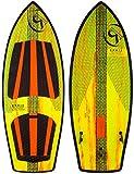 Ronix Koal Tech Nora Thruster 2Wake Surfer 2017, Mixte, 4,7