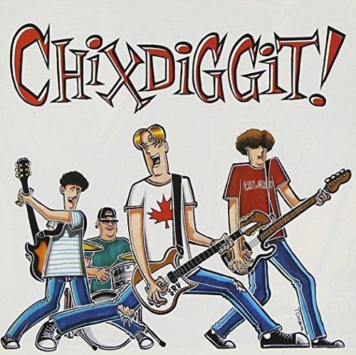 Chixdiggit by Subpo (1996-01-01)