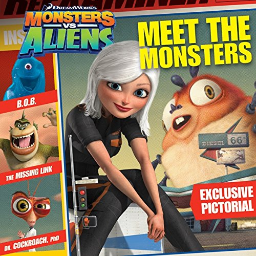 Meet the Monsters (Monsters vs Aliens)