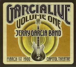 Garcia Live 1: Capitol Theater (Dig)