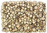 Naturholzscheiben klein 1000 g