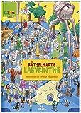 GEOlino Rätselhafte Labyrinthe - Christoph Hoppenbrock