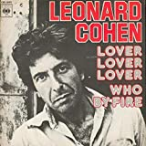 Lover lover lover / Who by fire / CBS S 2699