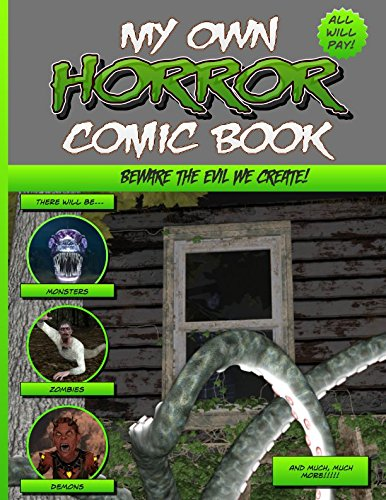 My Own Horror Comic Book