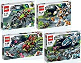 LEGO Galaxy Squad Set 70706 70707 70708 70709