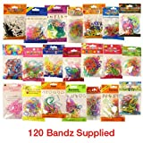 Bandz - Shaped Wrist Bands - (120 bandz styles may vary) [Toy] by Funky Bandz