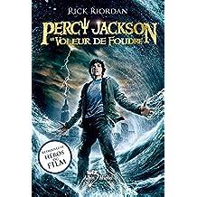 Le Voleur de foudre : Percy Jackson - tome 1 (A.M.ROMANS ADOS)