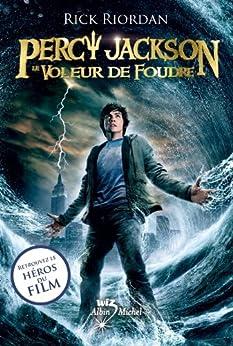 Le Voleur de foudre : Percy Jackson - tome 1 par [Riordan, Rick, de Pracontal, Mona]