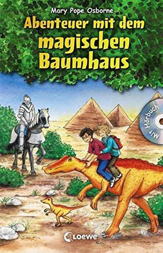 Das magische Baumhaus – Abenteuer mit dem magischen Baumhaus: Mit Hörbuch-CD Der geheimnisvolle Ritter (Das magische Baumhaus - Sammelbände)