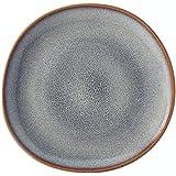 Like. av Villeroy & Boch – lave beige frukosttallrik, 23,5 cm, snygg matsalsplatta av lergods för brunches, diskmaskin och mi
