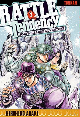 Battle Tendency - Jojo's Bizarre Adventure Saison 2 Nouvelle édition Tome 5