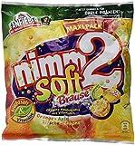nimm2 soft Brause – Ploppende Bonbons mit aufregender Brause-Füllung als...