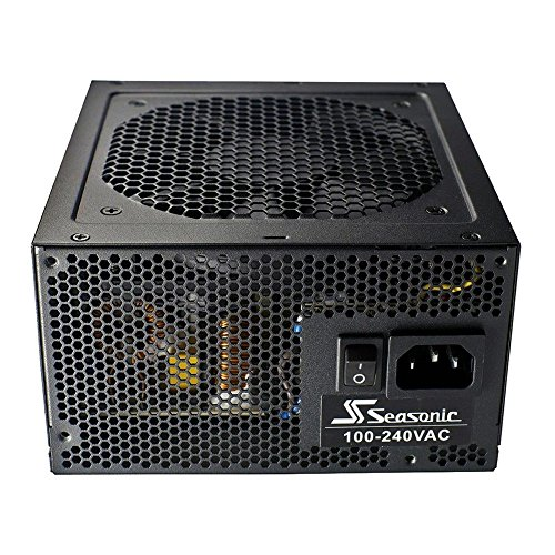 Seasonic 520w Modular Power Supply 80+ Bronze (ss-520gm)