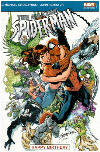 The Amazing Spider-man Vol.5: Happy Birthday: Amazing Spider-Man Vol.2 #500-502 (Amazing Spider-Man S)