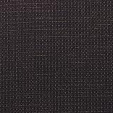 grob gewebter Bezugs-Stoff Diablo Chenille Struktur Polster Möbelstoff Web-Stoff melange premium Gewebe Dark Brown