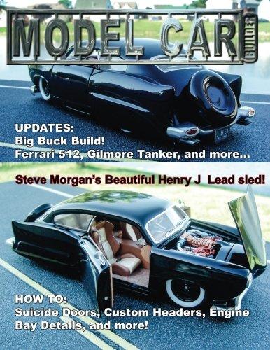 Model Car Builder No. 16: Tips, Tricks, How-tos, and Feature Cars!: Volume 2 por Mr. Roy R Sorenson