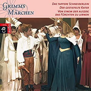Das tapfere Schneiderlein/Der gestiefelte Kater/Von einem der auszog, das Fürchten zu lernen (Grimms Märchen 1.2)